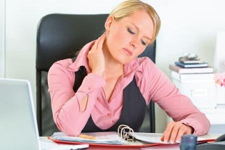L'ostéopathie au travail